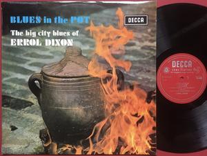 ERROL DIXON - Blues in the pot UK-orig MONO LP 1968