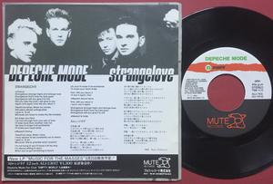 DEPECHE MODE - Strange love Japan PS 1987