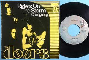 DOORS - Riders on the storm Ger PS 1971
