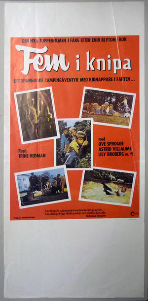 DE 5 I FEDTEFADET (1970)