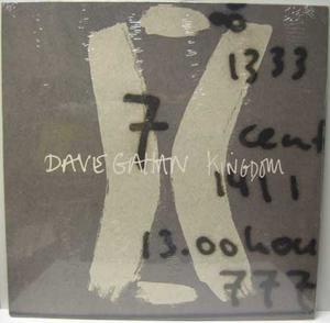 "Gahan, Dave (Depeche Mode) - Kingdom / 12"""