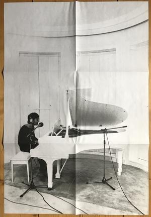 BEATLES JOHN LENNON - Imagine UK-orig LP 1971