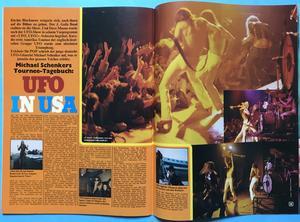 POP - Nr 7 1976  med AFFISCH