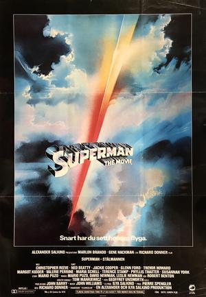 SUPERMAN - THE MOVIE (1978)