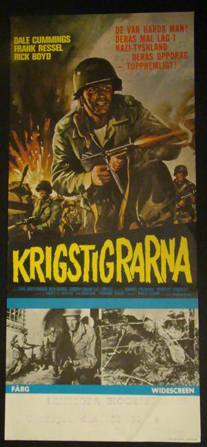 KRIGSTIGRARNA (1970)