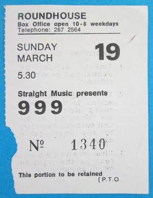 999 - London 1978