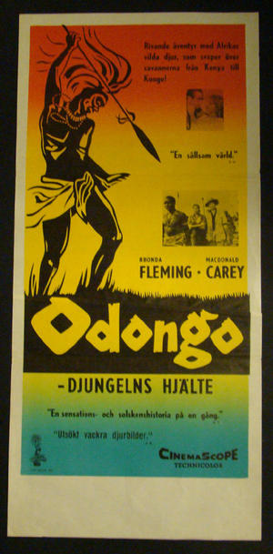 ODONGO (RHONDA FLEMING, MACDONALD CAREY)
