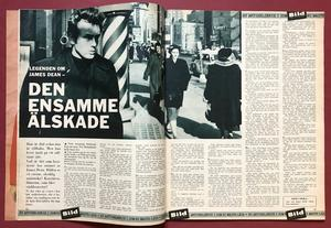 BILDJOURNALEN - no 13 1964 BEATLES cover