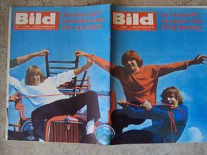 BILDJOURNALEN no 47 1965 Ola & the Janglers