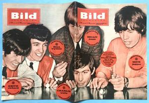 BILDJOURNALEN - nr 14 1965 ROLLING STONES omslag