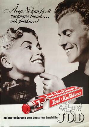 JOD-KALIKLORA - Toothpaste