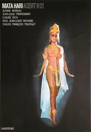 MATA HARI AGENT H21 (1964)