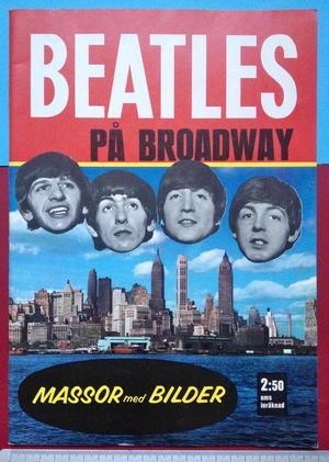 BEATLES - On Broadway