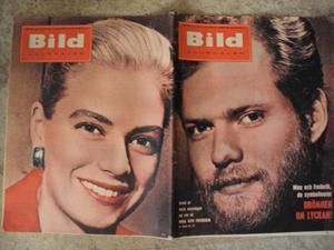 Bildjournalen no 15 1962 Nina & Fredrik