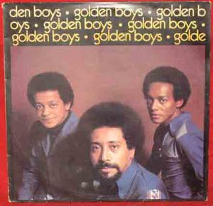 GOLDEN BOYS - s/t / LP 1975