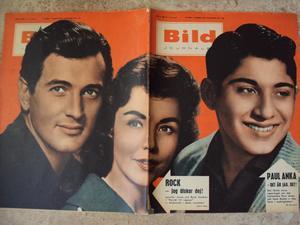 Bildjournalen no 15 1958 Paul Anka