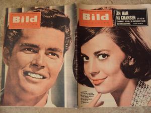 Bildjournalen no 9 1962 Natalie Wood