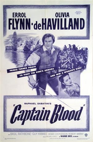 KAPTEN BLOOD (1935)