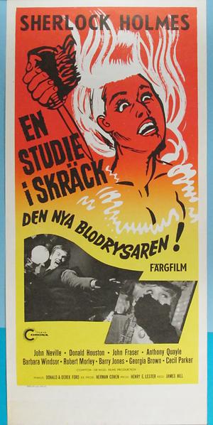 EN STUDIE I SKRÄCK (1966)