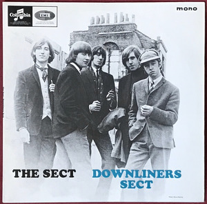 DOWNLINERS SECT - The sect UK-orig LP 1964