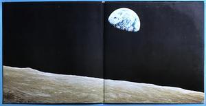 HANSSON & KARLSSON - Man at the moon Swe-orig 1969 LP