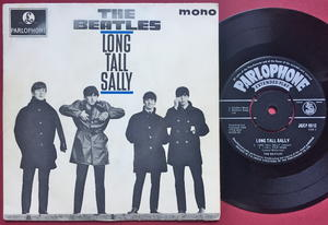 BEATLES - Long tall Sally + 3 EP Sydafrika 1964