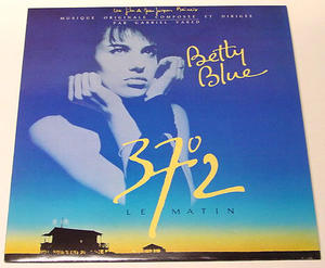 Betty Blue - O.S.T. LP Virgin Records England 1986