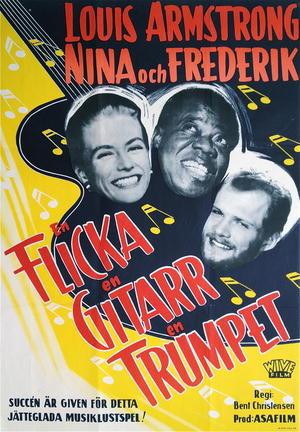 EN FLICKA, EN GITARR, EN TRUMPET (1959)