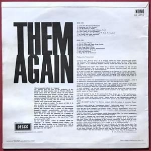 THEM - Again UK-orig LP 1966