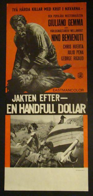 JAKTEN EFTER EN HANDFULL DOLLAR (GIULIANO GEMMA)