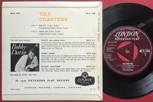 COASTERS - Searchin +3 UK EP 1958