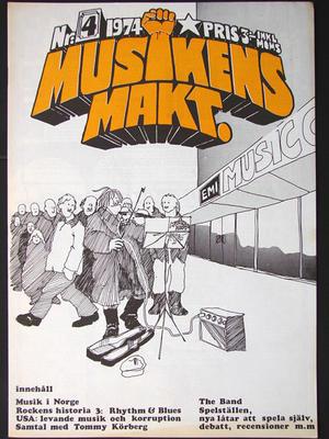 MUSIKENS MAKT no 4, 1974