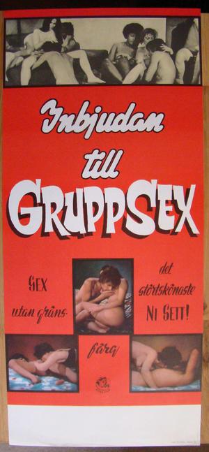 Inbjudan till gruppsex (1972)