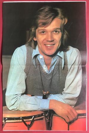 KAKTUS - Nr 4 1974  Björn Skifs omslag