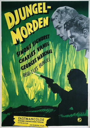 DJUNGELMORDEN (1956)