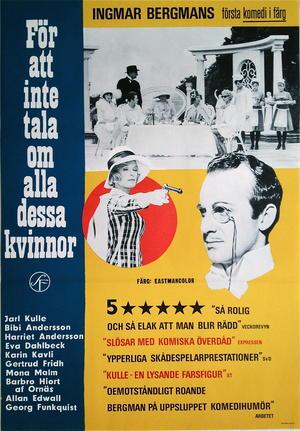 FÖR ATT INTE TALA OM ALLA DESSA KVINNOR (1964)