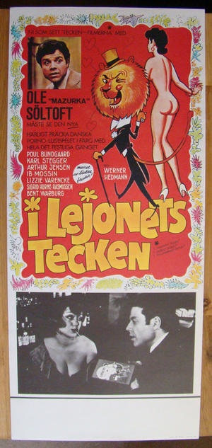 "I Lejonets tecken - Ole ""Mazurka"" Söltoft  (1976)"