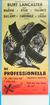DE PROFESSIONELLA (1972)