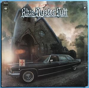 BLUE ÖYSTER CULT - On your feet.. SIGNERAD 2LP 1975