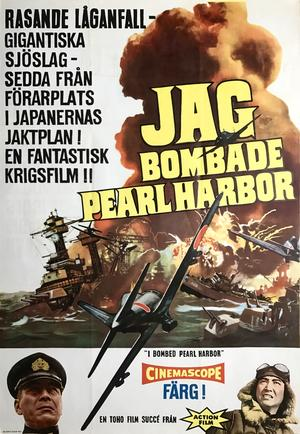 JAG BOMBADE PEARL HARBOUR (1961)