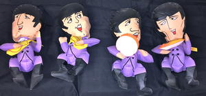 BEATLES -  Inflatable dolls 1966