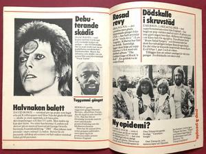 ALEXANDRA - No 3 1974