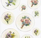 Marianne Design - Klippark - Spring bouquet