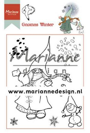 Marianne Design - Clearstamp -tomtemor