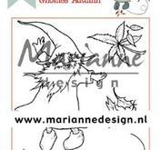 Marianne Design - Clearstamp -tomtefar