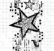Studio Light - Clear Stamp - Grunge Collection-411