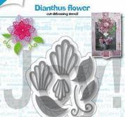 Joy! die - dianthus flower