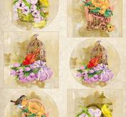 Marianne Design - Klippark-Birdcages 1