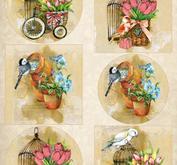 Marianne Design - Klippark-Birdcages 2