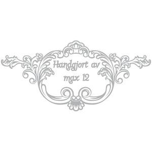 Personlig stämpel i vintagestil nr 3 (PS026)